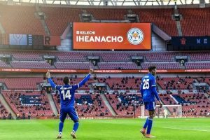 FA Cup Final: Nigerians Drum Support For Iheanacho, Ndidi Ahead Of Clash With Chelsea