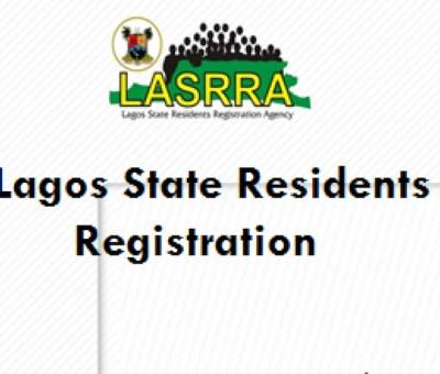 LASRRA: How To Register Online, Enrollment Centres