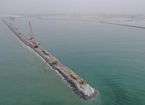 US$629million China Development Bank Loan Facility; Lekki Port Receives First Disbursement