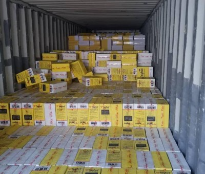NDLEA Seizes 4.9M Capsules Of Tramadol In Rivers State