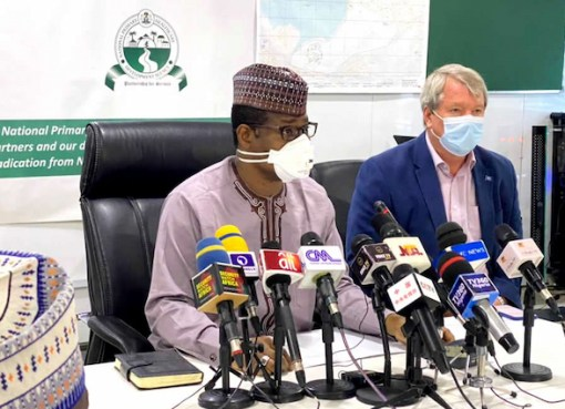 FG Commences Second Dose Of COVID-19 Vaccine