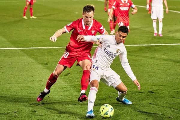 Sevilla Denies Real Madrid La Liga Top Position
