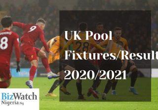 Week 50 Pool Fixtures, Results For Sat 19 June 2021