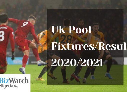 WEEK 11 Pool Fixtures