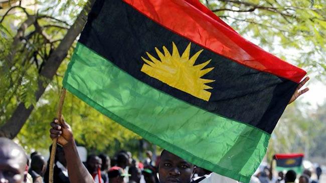 Secession: Buhari Calls IPOB 'A Dot In A Circle'