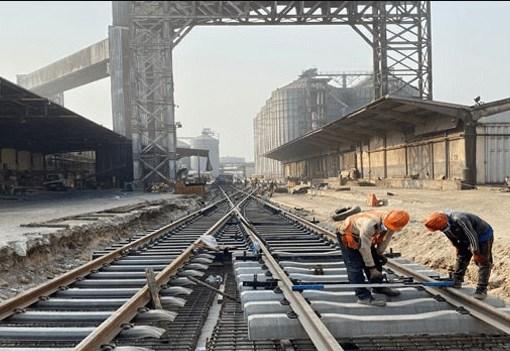 Warri-Itape Rail Project 100% Complete - FG