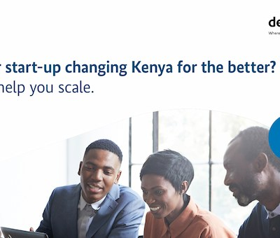 Development Ministry Launches Startup Support Program With €100K Grant For Kenyan Entrepreneurs