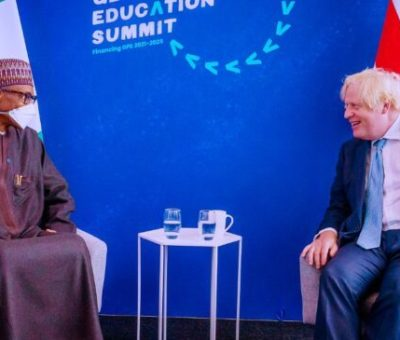 Boris Johnson Expresses Readiness To Support Nigeria In Tackling Insecurity
