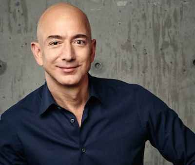 Jeff Bezos Becomes Second Billionaire To Enter Space