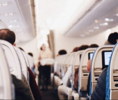 Passenger Air Travel Demand Drops By 63 Percent - IATA