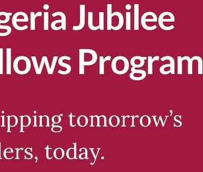 """Apply For Jubilee Fellows Programme"" - Buhari To Graduates"