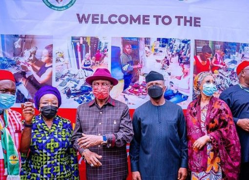 Osinbajo Commissions Shared Facility For '30,000 MSMEs' in Anambra State