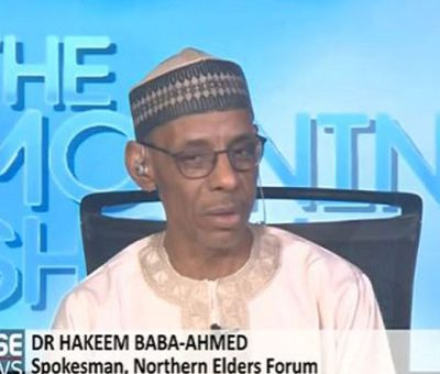 Baba-Ahmed Urges Nigerians To Move Beyond Ethnicity Ahead Of 2023 presidential election