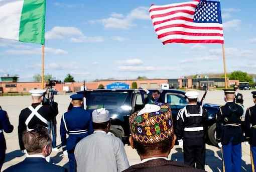 Buhari Arrives At US For UN Assembly