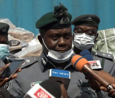 Customs Seizes Donkey Hides And Skin, Coal In Lagos Warehouse Worth N643.73 billion