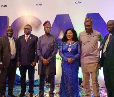 Institute of Chartered Accountants of Nigeria Unveils New Logo