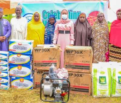 Empowering Women Farmers For Improved Efficiencies, Productivity