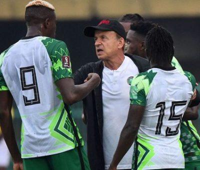 Super Eagles Defeats Cape Verde 2-1 In World Cup Qualifier