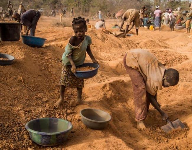 """""""374 Were Children From Trafficking In 3 Months"""" - Burkina Faso"""