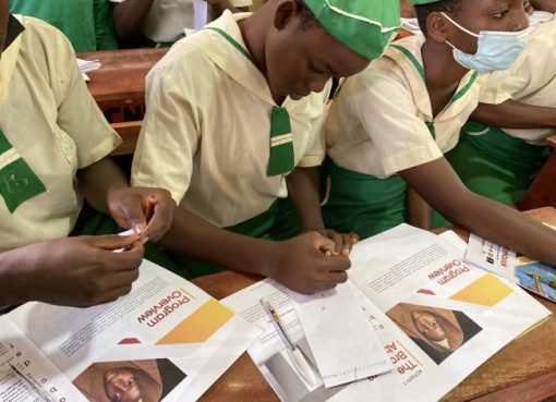 """""""We Believe In The Education Of The Girl Child"""" – WimBiz"""