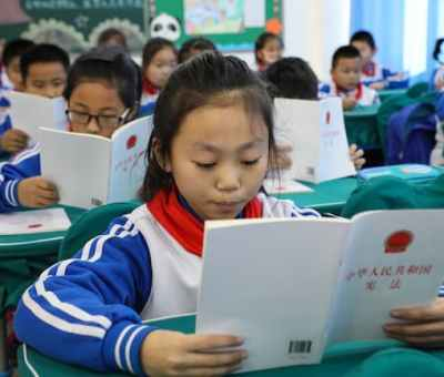 China's New Law Seeks To Reduce Schoolwork On Children