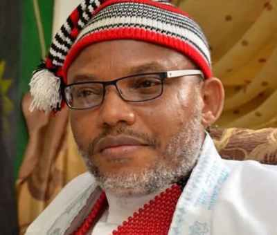 IPOB: Nnamdi Kanu Pleads Not Guilty To All Charges