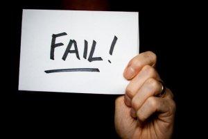 Web Hosting Fail