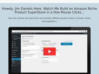 azon profit builder demo