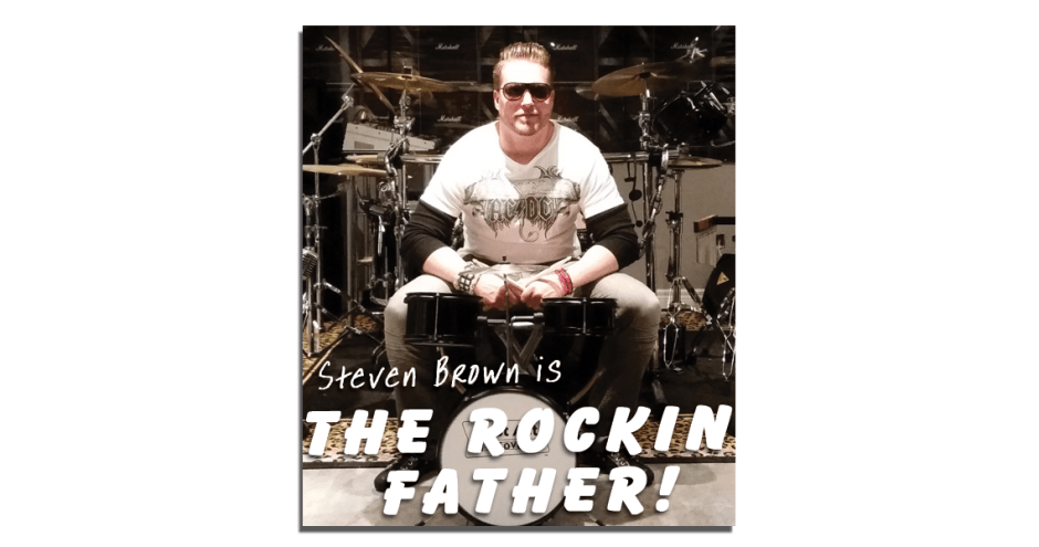 Steve Brown is The Rockin Father,Babysitter, Being a Parent
