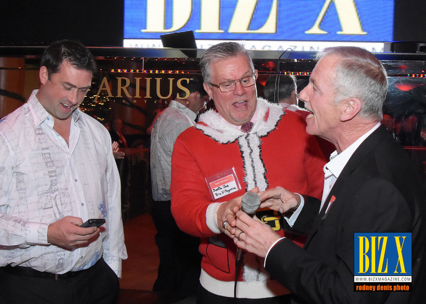 The December Biz MiXer - ARIIUS NIGHTCLUB