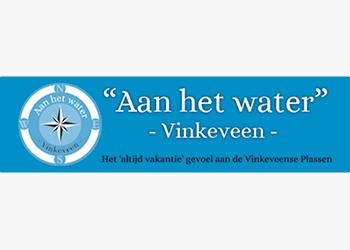 Aan het water-logo