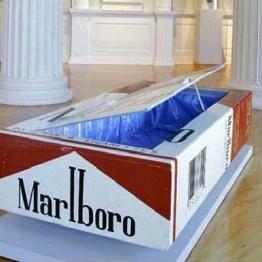 Valaki szerett dohányozni