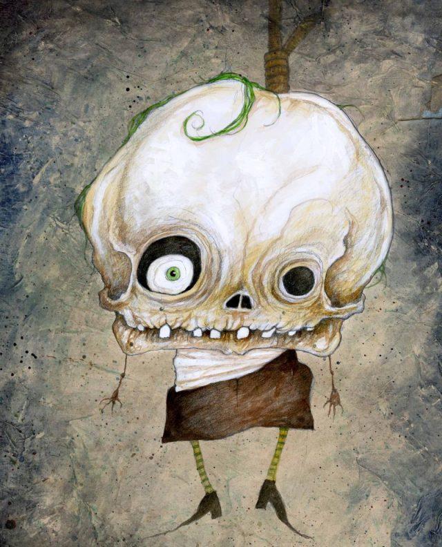 Piccolo-impiccato-scheletrico