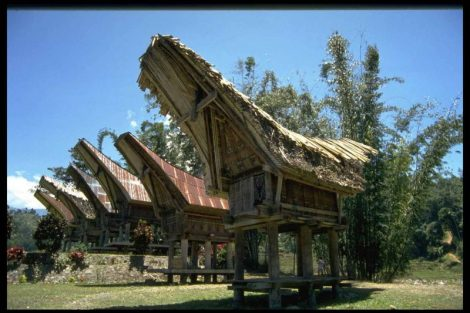 Toraja House South Sulawesi
