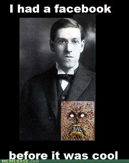 Lovecraft-Facebook