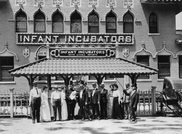 Infant-Incubators-building-at-1901-Pan-American-Exposition