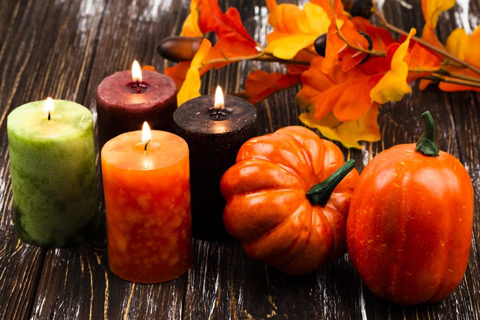 Виготовлення декоративних свічок на продаж