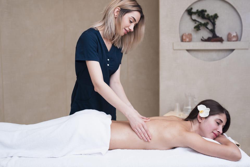 Бізнес план масажного кабінету