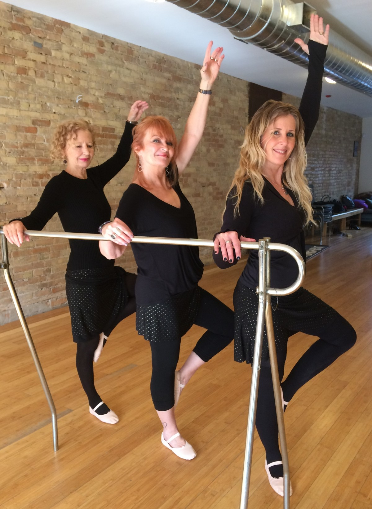 Ballet for Boomers and other Beginners starts Nov 7!
