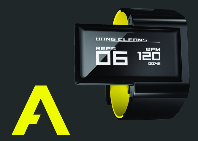 Atlas wristband