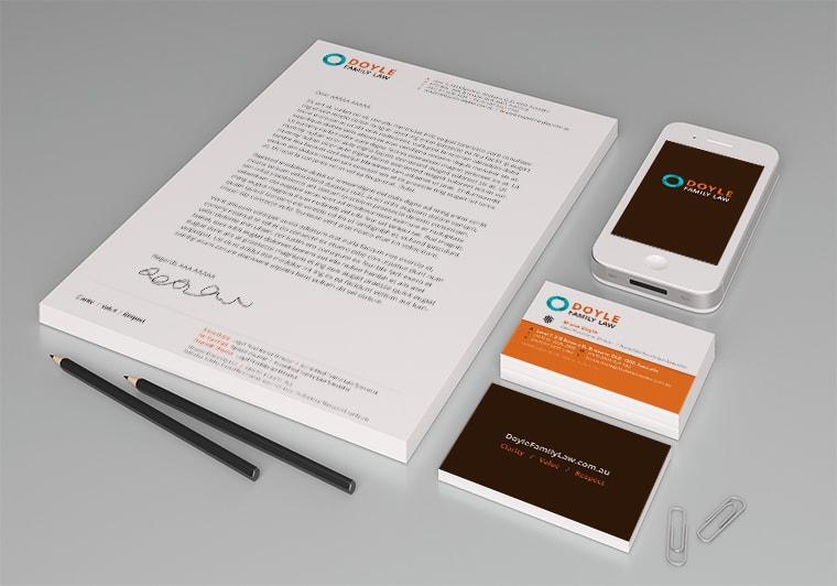 law firm letterhead