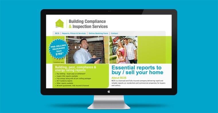 Website Design Canberra Example