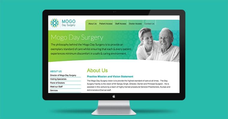 mogo-day-surgery-website