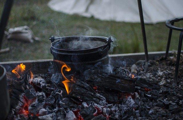 la cuisine médiévale est parmi les plus appréciée des gourmets historiques
