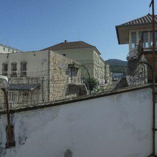 V časti kláštora bola a stále je ženská väznica.