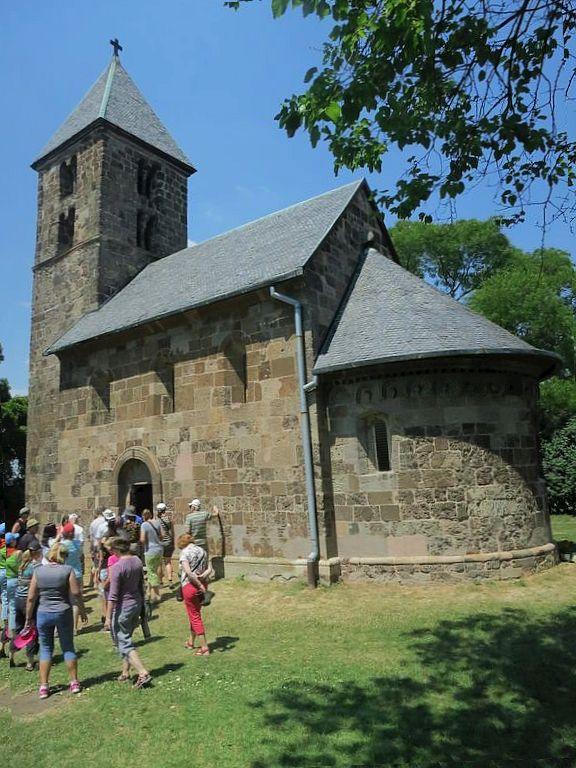 Kostolík Sv. Štefana.