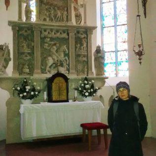 Niektorí si pozreli kostol na Neštichu.
