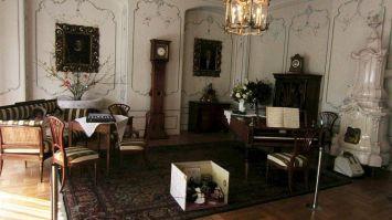 Vybrané expozície zo zámku.
