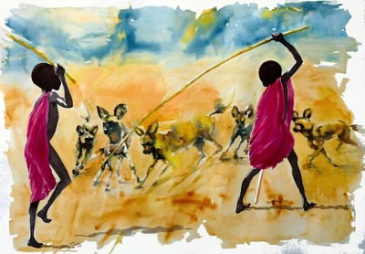 Wild-dogs-watercolour-65x93