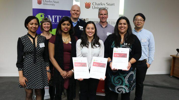 2018 CSU 3MT finalists